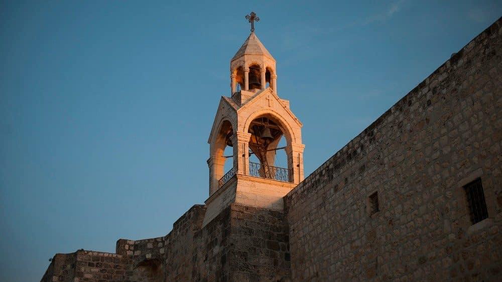 La Basílica de la Natividad en Belén ya no está en peligro - según la Unesco 1
