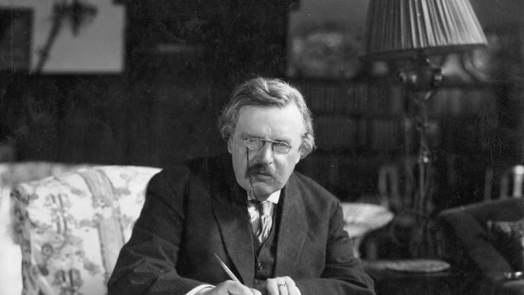 ¿Quién era Chesterton y por qué sigue siendo tan importante para tantas personas? 1