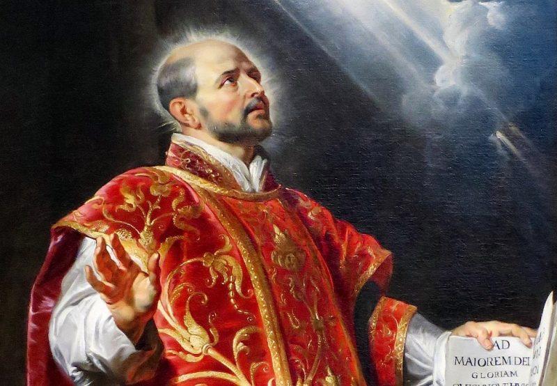 San Ignacio de Loyola - 31 DE JULIO 1