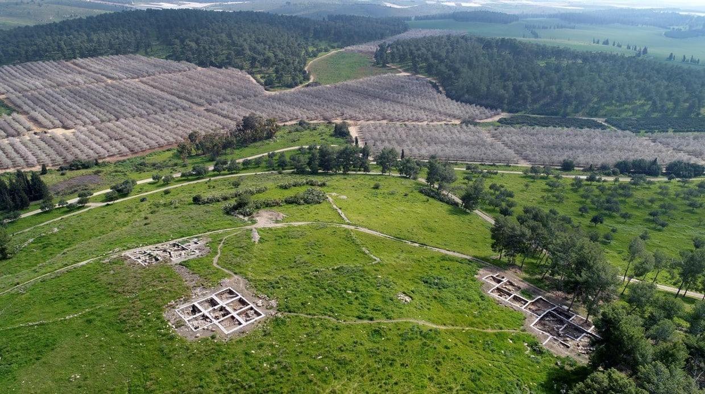 Arqueólogos encuentran Siclag - la ciudad donde se refugió David de la que solo existía referencia bíblica 1