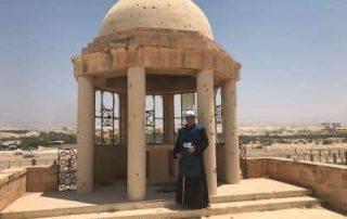 El convento franciscano del río Jordán 50 años después de su clausura 2