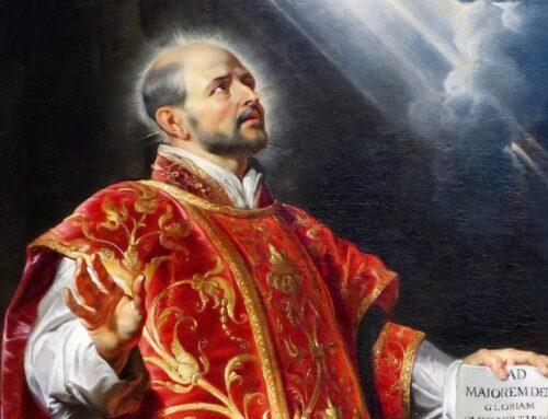 San Ignacio de Loyola – 31 de Julio