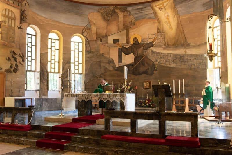Rodas: la presencia franciscana en el Dodecaneso 1