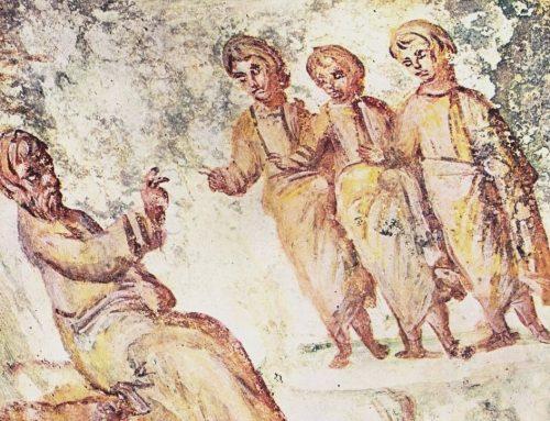 """Las primeras comunidades cristianas – """"La pluralidad del cristianismo primitivo"""""""