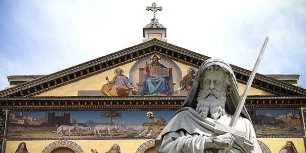 Descubre el lugar del último abrazo entre San Pedro y San Pablo 1