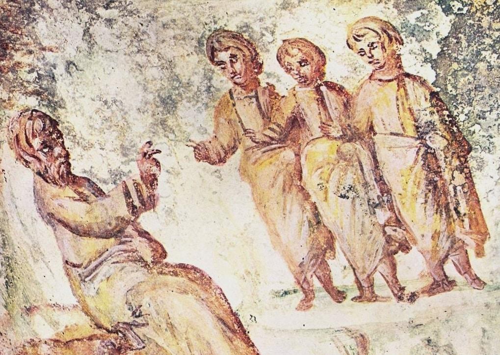 """Las primeras comunidades cristianas - """"La pluralidad del cristianismo primitivo"""" 1"""