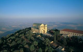 Monte Tabor - La basílica de la Transfiguración 3