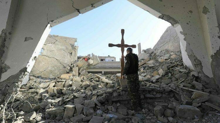 La extinción de los cristianos en Oriente Medio 1