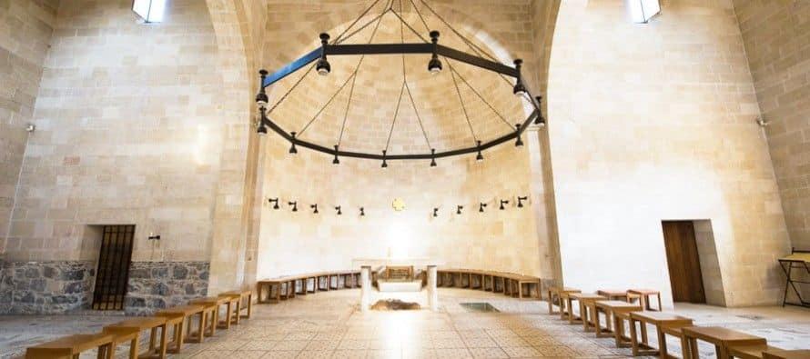 Tabgha -  Iglesia de la Multiplicación 1