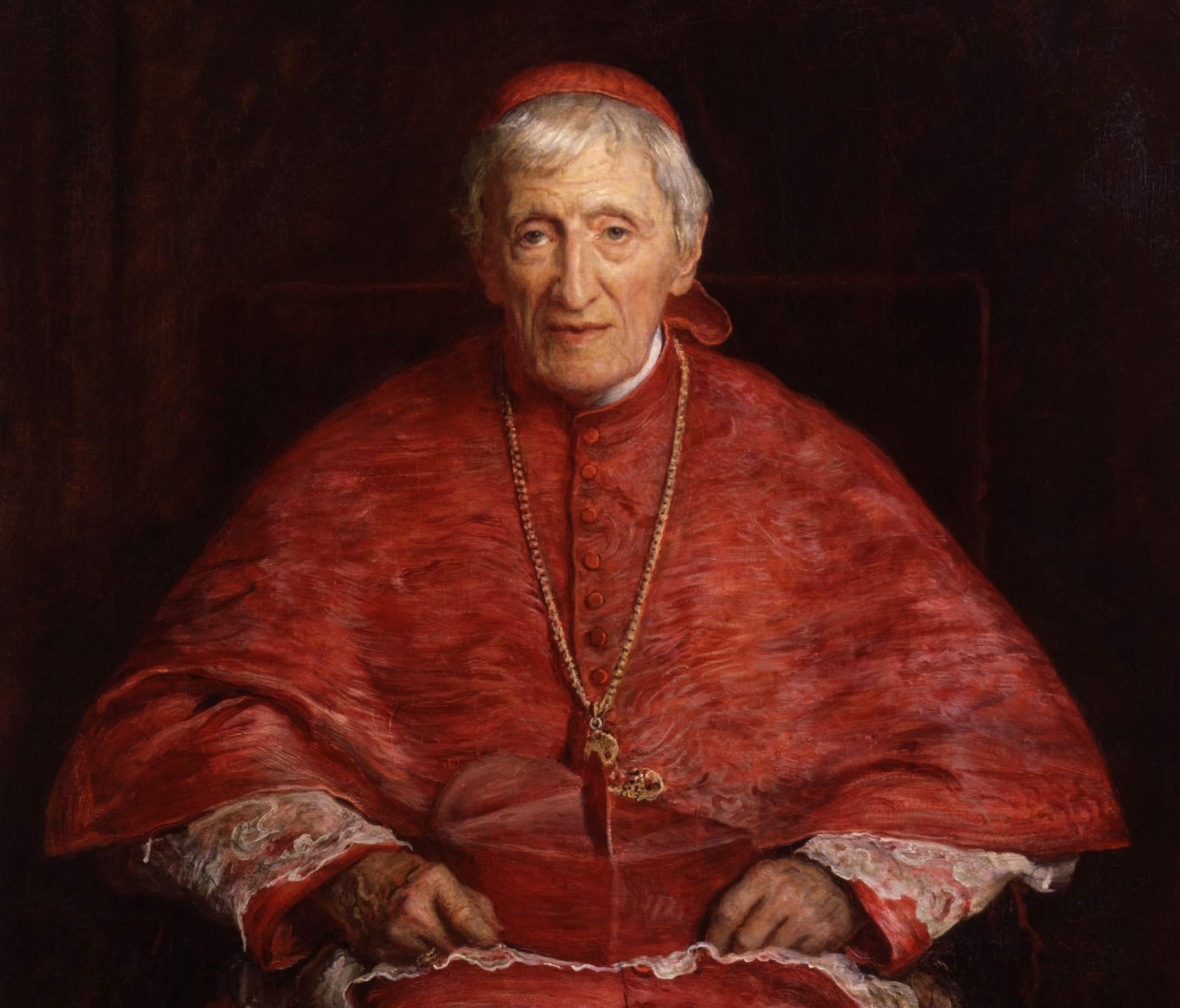 John Henry Newman - será canonizado el 13 de octubre en el Vaticano 1