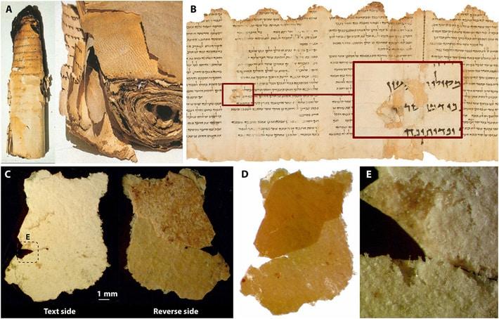 Revelan el secreto de la increíble conservación de los Manuscritos del Mar Muerto - Qumrán 1