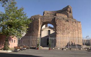 Reabren complejo de catacumbas donde está el antiguo mausoleo de santa Elena 7