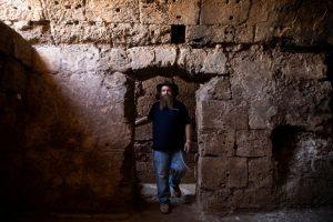 "Arqueólogos descubren una antigua iglesiaI dedicada al ""Glorioso Mártir"" - cerca de Jerusalén 4"