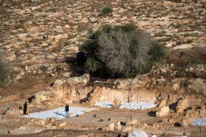 "Arqueólogos descubren una antigua iglesiaI dedicada al ""Glorioso Mártir"" - cerca de Jerusalén 2"