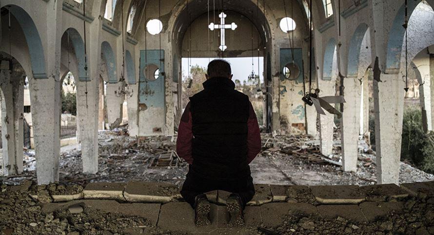 «Hay un plan para vaciar Oriente Medio de cristianos» 1