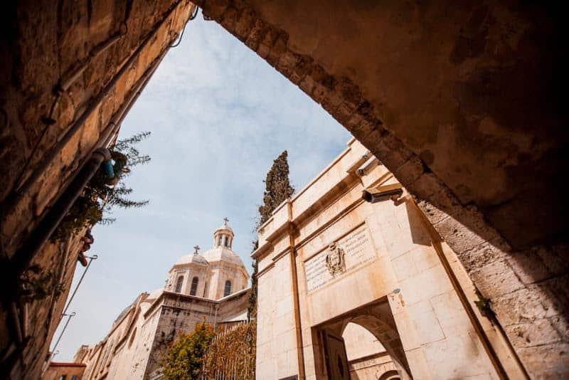"""Impulsan en Jerusalén el 'Terra Sancta Museum' - """"Un viaje al tiempo de Jesús"""" 1"""