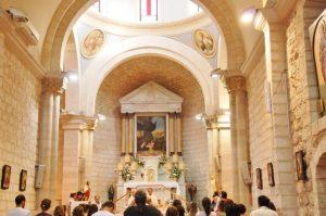 Caná de Galilea - Donde Jesús convirtió el agua en vino 4