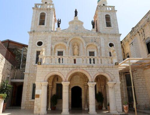 Caná de Galilea – Donde Jesús convirtió el agua en vino