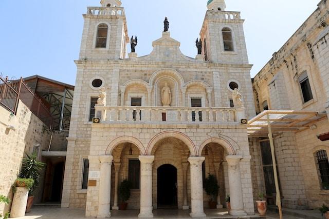 Caná de Galilea - Donde Jesús convirtió el agua en vino 1