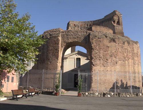 Reabren complejo de catacumbas donde está el antiguo mausoleo de santa Elena