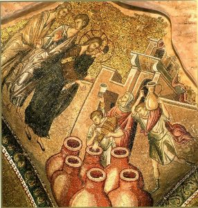 Caná de Galilea - Donde Jesús convirtió el agua en vino 2