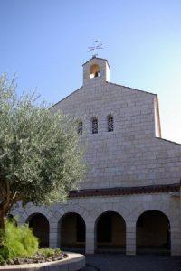 Tabgha -  Iglesia de la Multiplicación 2