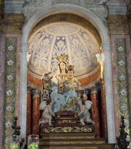 Virgen del Carmen - Haifa