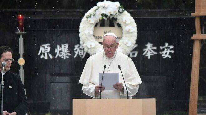 Los mensajes más fuertes del Papa Francisco en el viaje pastoral en Japón 1