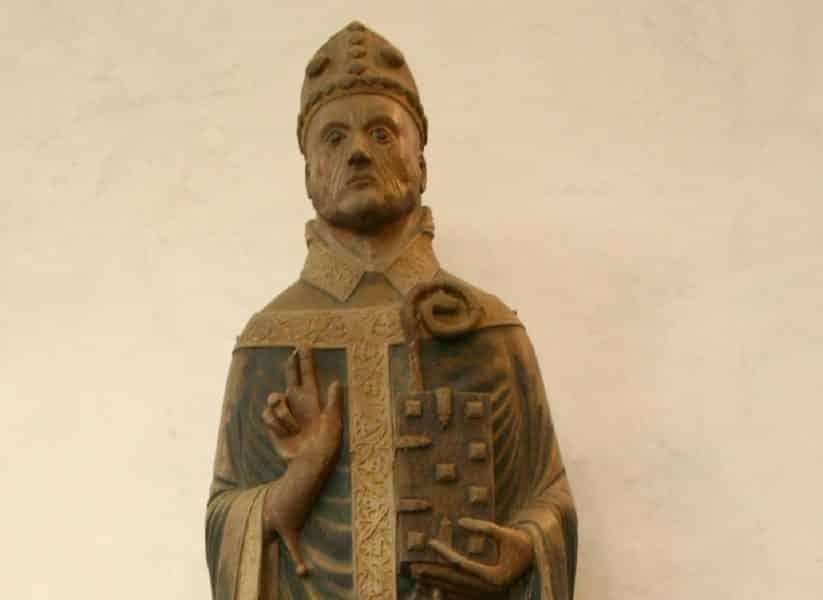 San Eugenio, obispo de Toledo, mártir, discípulo de Dionisio Areopagita  - 15 de Noviembre 1