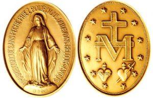 Inmaculada Virgen María de la Medalla Milagrosa - 27 de noviembre 3