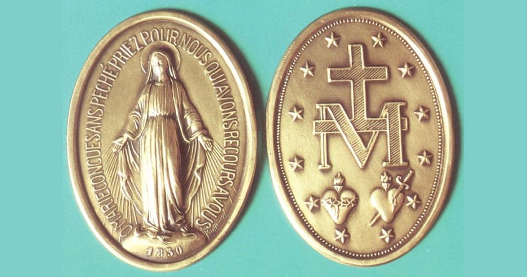 Inmaculada Virgen María de la Medalla Milagrosa - 27 de noviembre 1