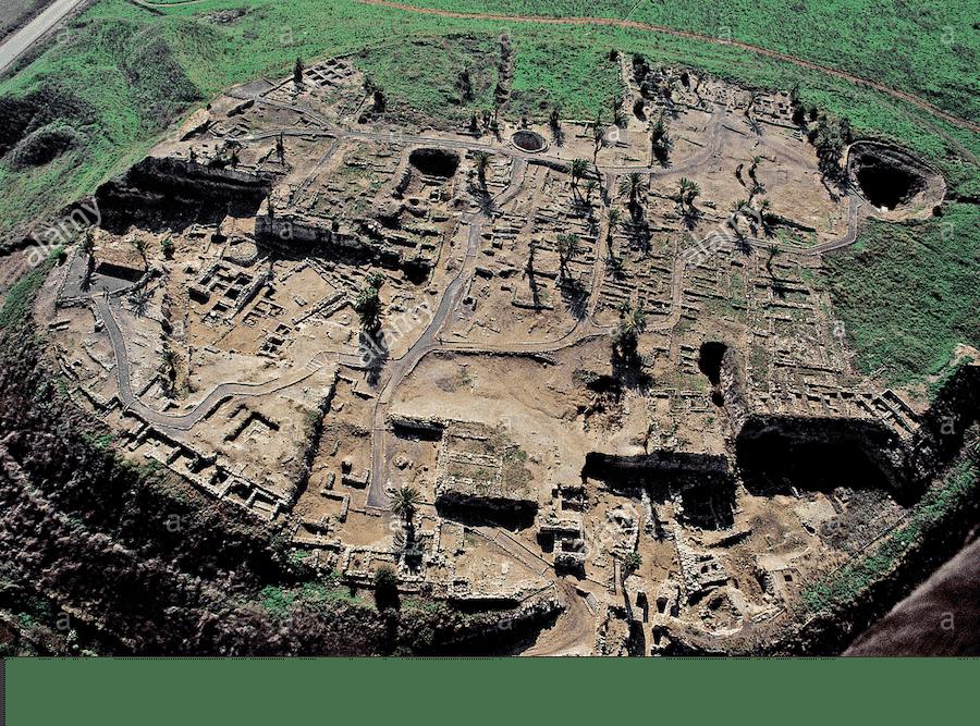 Meghiddo, la ciudad fortaleza - Tierra Santa 1