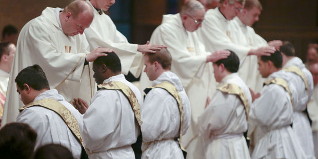 ¿Puede haber diaconisas en la Iglesia católica? 1