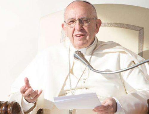 Francisco subraya el papel de los laicos en la evangelización del Imperio Romano