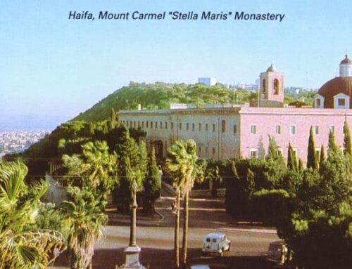 Monte Carmelo – Santuario de Stella Maris (en Haifa)