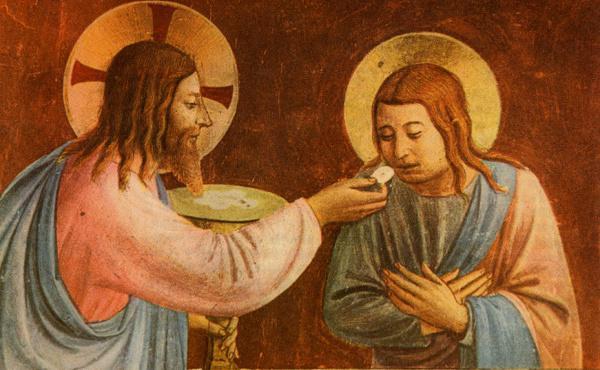 Eucaristía - Pan diario para no sucumbir 1