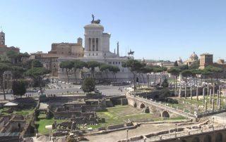 Un espectacular recorrido interactivo muestra aspecto de los foros romanos de hace 2000 años 6