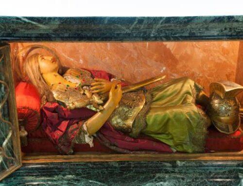 San Severino, soldado romano mártir – 8 de noviembre