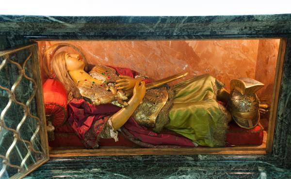 San Severino, soldado romano mártir - 8 de noviembre 1