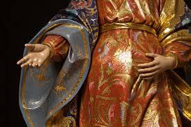 Expectación del Parto de la Santísima Virgen María, Nuestra Señora de la O - 18 diciembre 3