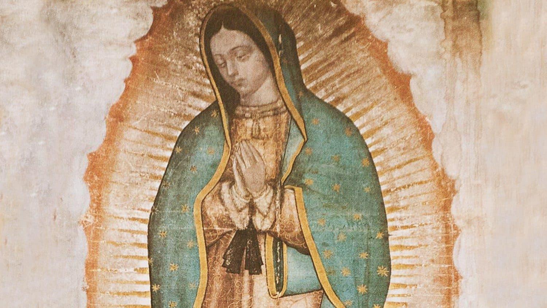 Nuestra Señora de Guadalupe - 12 diciembre 1
