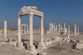 Laodicea - Una de las 7 iglesias del Apocalipsis 5