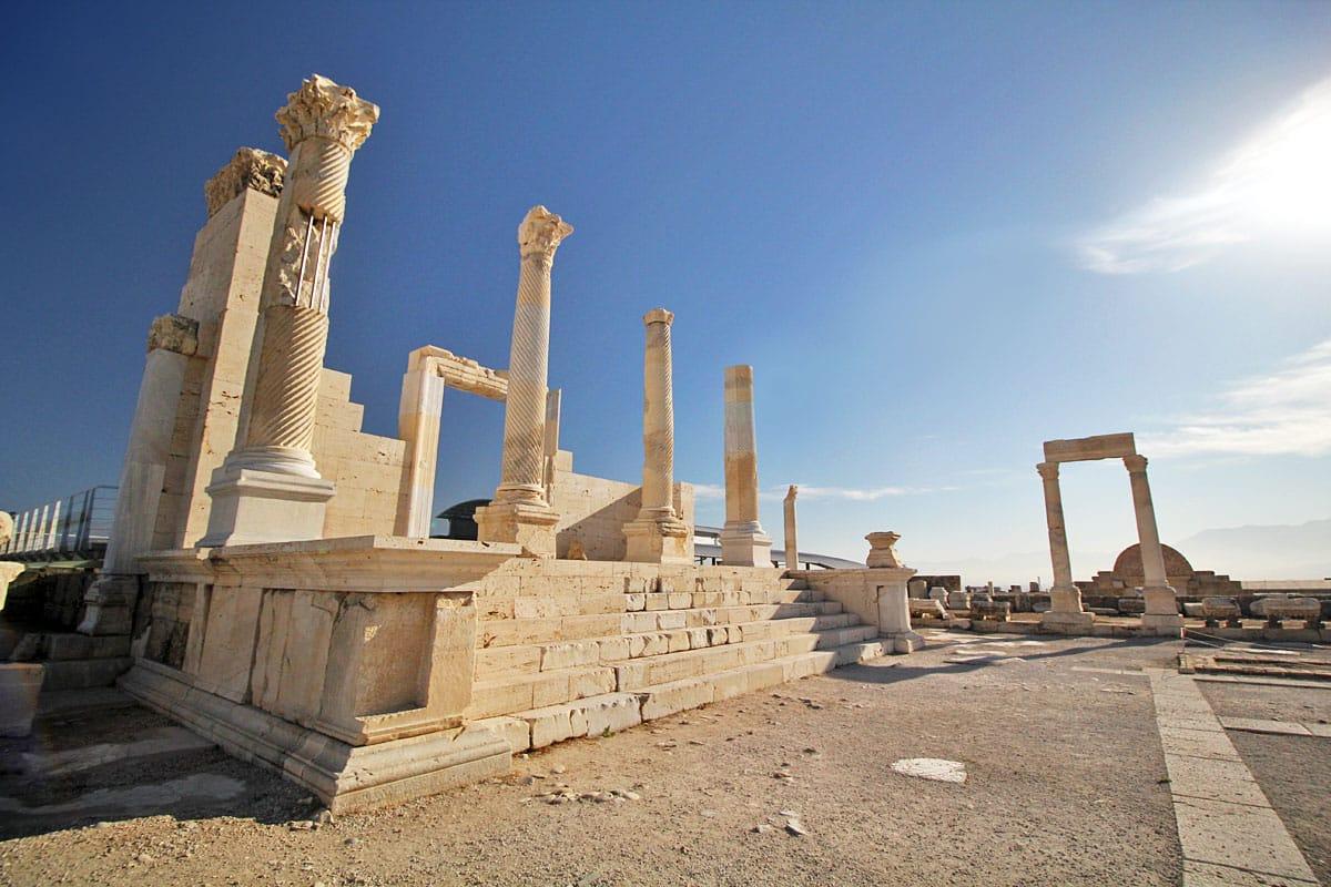 Laodicea - Una de las 7 iglesias del Apocalipsis 1