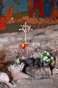 El lugar del martirio de San Esteban - Jerusalén 2