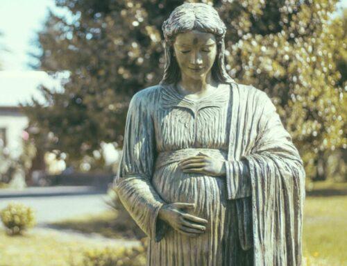 Expectación del Parto de la Santísima Virgen María, Nuestra Señora de la O – 18 diciembre