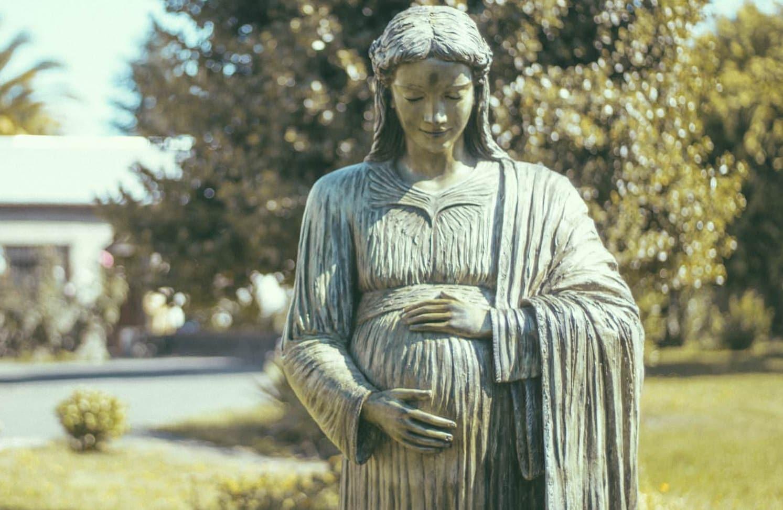 Expectación del Parto de la Santísima Virgen María, Nuestra Señora de la O - 18 diciembre 1