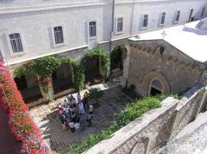 Terra Sancta Museum, Jerusalén - Obras en la sección arqueológica 2
