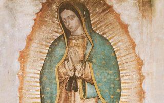 Nuestra Señora de Guadalupe - 12 diciembre 2