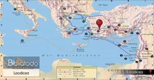 Laodicea - Una de las 7 iglesias del Apocalipsis 2