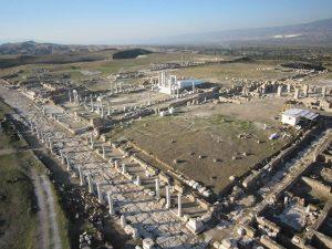 Laodicea - Una de las 7 iglesias del Apocalipsis 3